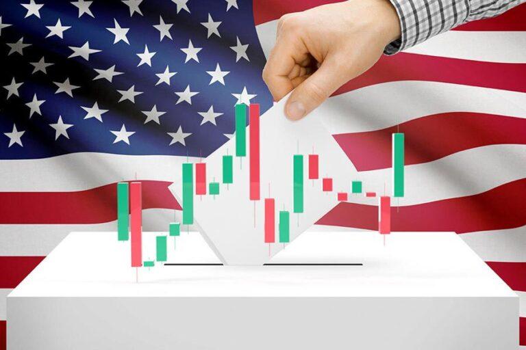 Volatilitet ventet under valget i USA