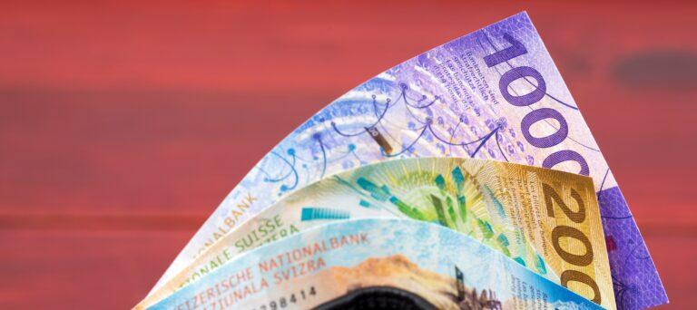 EURCHF Valutakurs